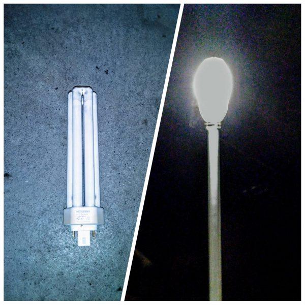 駐車場ランプ交換サムネイル