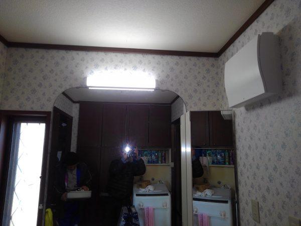 照明器具取替 工事サムネイル