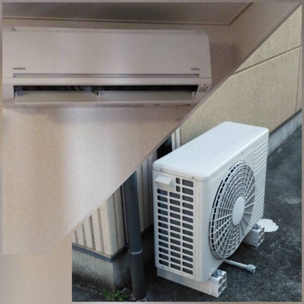 エアコン 取付工事 サムネイル