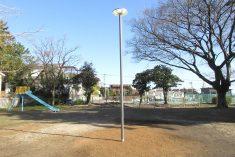 2021.3.13 鶴見ヶ丘児童公園照明 工事