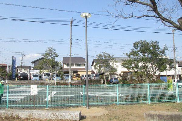 2021.3.13 吉弘公園照明工事