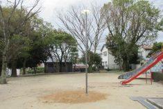 2021.3.13  東荘園児童公園照明工事